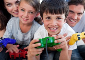 Why Parents Should Play Video Games With Their Kids
