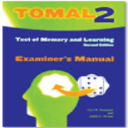 Test-of-Memory-and-Learning-TOMAL-2